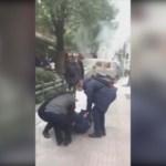 Policía atribuye el atropello masivo de Shanghái a un accidente involuntario