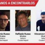 Policías mexicanos vendieron a italianos por 53 dólares, dicen familiares