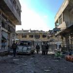 Rebeldes derriban un avión ruso y capturan piloto en este de Idleb, según ONG