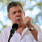 """Santos ve """"una locura"""" acusar a Colombia de preparar una invasión a Venezuela"""