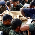 Casi 20 heridos por la explosión de una granada en un autobús en Sri Lanka