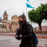 Suman más de 11.000 atendidos en albergues de Guatemala por temporada fría