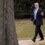 Trump visita hospital de Florida que atiende a heridos de tiroteo en escuela