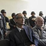 Comienza audiencia por caso de corrupción en transporte público de Guatemala