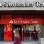 Portugués Santander Totta ganó 436 millones de euros en 2017, un 10,3 % más