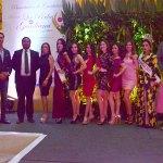Presentación de candidatas Señorita Perla del Guadiana 2018
