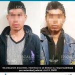 """Cayeron 2 secuestradores que andaban a """"salto de mata"""""""