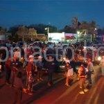 Se desataron los demonios en Tuitán; amenazan linchar a ingeniero y ayudantes y bloquean carretera Panamericana