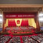 China aprueba la reestructuración de su Gobierno