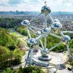 El Atomium vuelve a los años 50 en el aniversario de su Exposición Universal