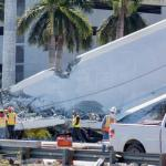 Demandan por negligencia a constructoras de puente desplomado en Miami