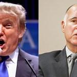 Trump critica al gobernador de California por indultar a cinco inmigrantes