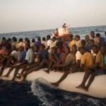 ONG española confirmó que Italia les acusa de fomentar la inmigración ilegal