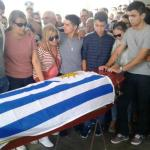 Prisión preventiva para acusado de matar a expareja y a un policía en Uruguay