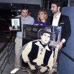 Amigos y familiares dan el último adiós al actor Rogelio Guerra