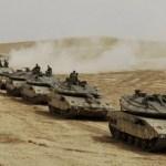 Israel ataca posición en Siria tras caída de proyectil en los Altos del Golán