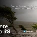 Pronostican un día con viento y temperatura máxima de 28°C en Durango