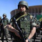 El 69 % de los brasileños aprueba intervención militar en seguridad de Río