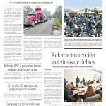 Edición impresa del 5 de abril del 2018