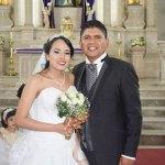 Maricarmen Alfaro Segovia y Héctor Iván Lara Herrera llegan al altar