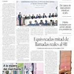 Edición impresa del 21 de abril del 2018