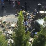 Al menos 3 muertos y 30 heridos en atropello múltiple de Münster