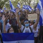 Cientos piden justicia por periodista asesinado durante protesta en Nicaragua