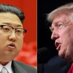 """Trump dice que se verá con Kim """"en mayo o comienzos de junio"""""""