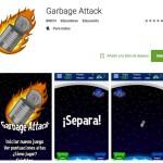 Niños aprenden jugando a separar la basura con la app Garbage Attack