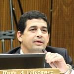 Cámara acepta renuncia de diputado paraguayo que buscará la Vicepresidencia