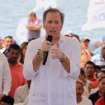Nuevo Aeropuerto de México es progreso y no retroceso, asegura Meade