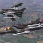 """Londres despliega cuatro aviones Tornados en """"ataque exitoso"""" en Siria"""