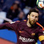 """Messi: """"Fue una Liga muy especial por no haber perdido"""""""