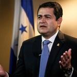 Presidente de Honduras y ministro Turismo de Israel hablan sobre cooperación