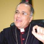"""Obispo de Managua califica a estudiantes de """"reserva moral"""" de Nicaragua"""