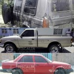 Tres carros recuperados por la PID