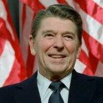 Miami desvela una estatua en honor al expresidente Ronald Reagan