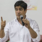 Carlos Alvarado jura como presidente de Costa Rica