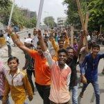 Protestas violentas de los intocables causan ocho muertos en la India