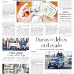 Edición impresa del 3 de mayo del 2018