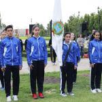 Abanderan a delegación de Durango rumbo a Olimpiada Nacional 2018