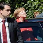Merkel destaca que Irán cumplió acuerdos e insiste en compromiso con pacto