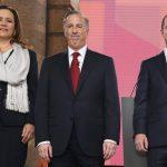 Candidatos mexicanos piden el voto a seguidores de Zavala tras su renuncia
