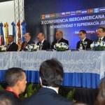 Concluye en Panamá XII Conferencia Iberoamericana de Justicia Constitucional
