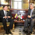Ecuador está interesado en unirse a Panamá, C.Rica y EEUU en lucha antidrogas