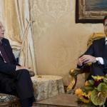 El jefe de Estado italiano rechazó a Savona como ministro y tomará decisiones