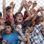 Heridos de bala dos niños refugiados al forzar control policial en Croacia