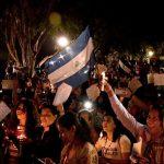 Piden justicia por muertos y renuncia de Ortega en ciudad natal de Sandino