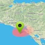 Sube a 50 la cifra de temblores de enjambre sísmico en Pacífico salvadoreño