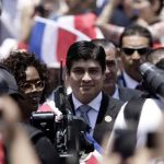 Alvarado dice que Costa Rica enfrenta reto histórico contra crimen organizado